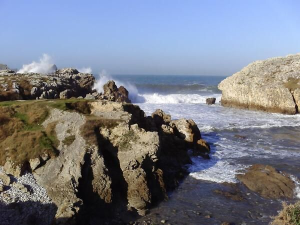 Un 24 de noviembre en La Virgen del Mar #Cantabria #inspiracionJyN