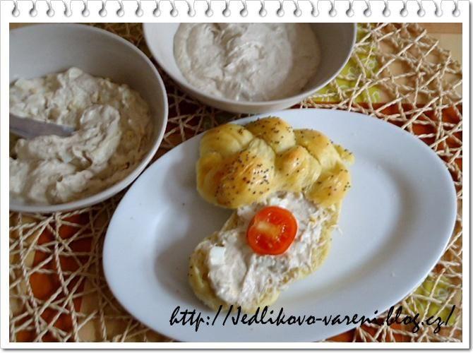 Jedlíkovo vaření: Pomazánky