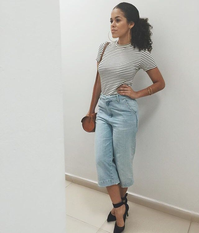 rayza nicacio||pantacourt jeans