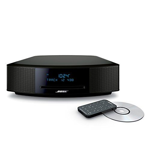 Bose Wave Music System IV – Espresso Black  http://www.discountbazaaronline.com/2015/12/24/bose-wave-music-system-iv-espresso-black/