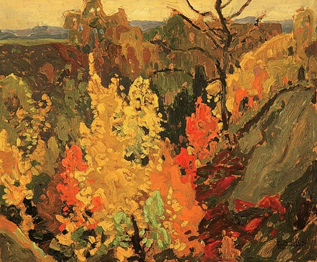Autumn, Franklin Carmichael