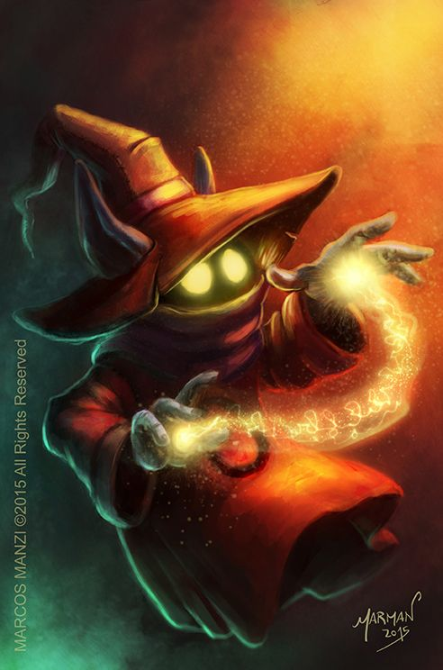 Orko He-Man by Marmanillustrator.deviantart.com on @DeviantArt