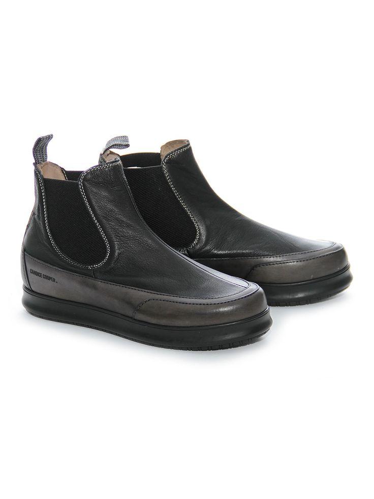 Candice Cooper Beatles bottal sneakers - sort #Candicecooper