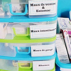 pharmacie organisée