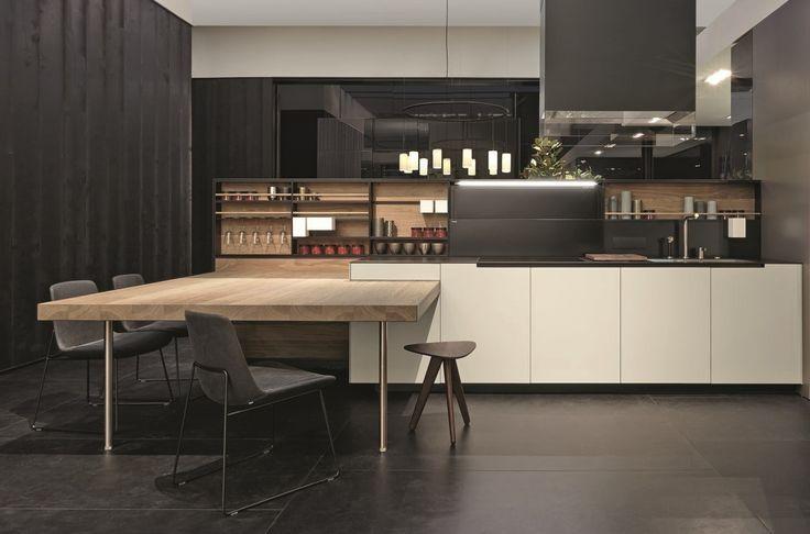 Poliform|Varenna _ Phoenix 1 kitchen