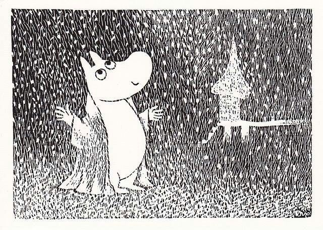Mumintrollet by Tove Jansson