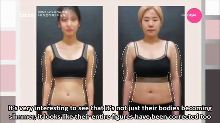 (Eng Sub) Get it Beauty 2014 Episode 12 - 4 Week Body Transformation