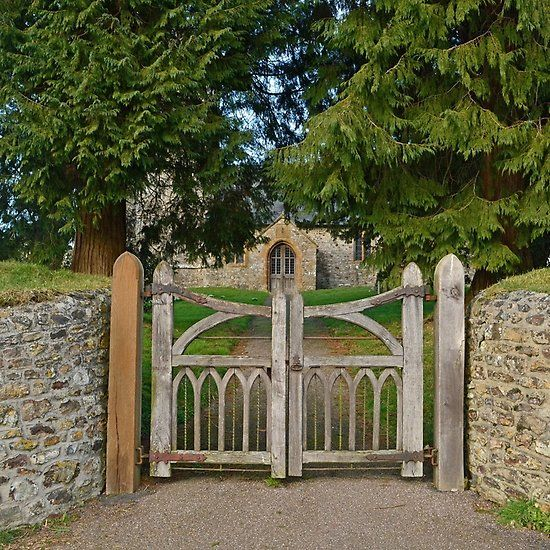 The Gate To St. Leonard's