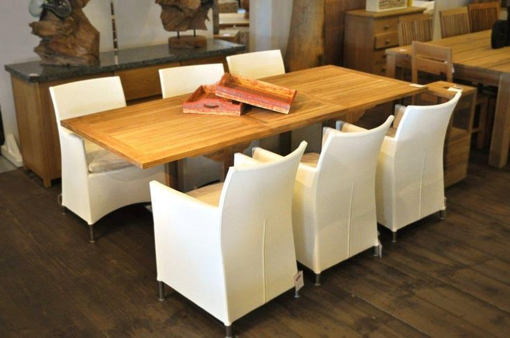 We make it easy to refresh your dining room with our unique contemporary and affordable dining room chair sets.  www.yunibali.com  #bali #balifurniture #jepara #jeparafurniture #aluminumfurniture #aluminiumfurniture #dining #diningchair #design #designmag #designideas #furniture #indoorfurniture #interior #interiordesign #interiorideas #rattan #rattanfurniture #teakfurniture #teakwood #wicker #wickerfurniture #woodenfurniture