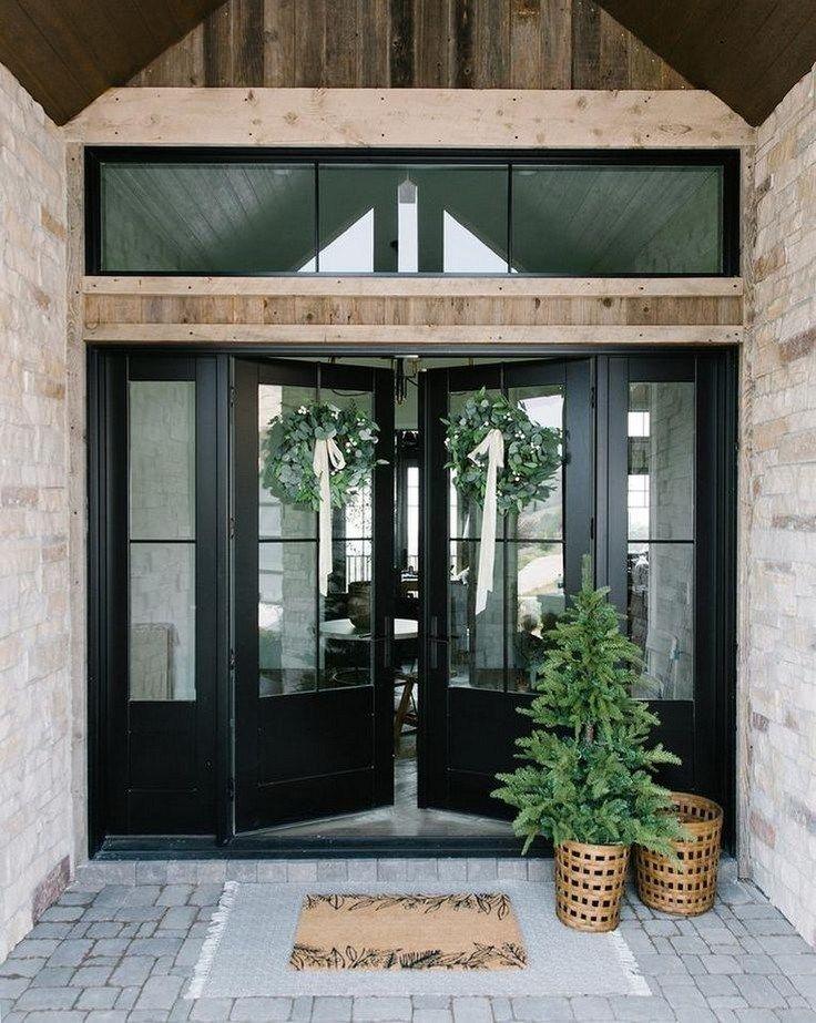 58 Admirable Shipping Container House Design Ideas 12 Agilshome Com Brick Exterior House House Exterior Porch Design