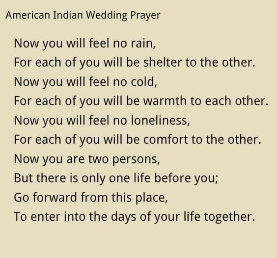 Cherokee Indian Wedding Vows - WOW.com - Image Results