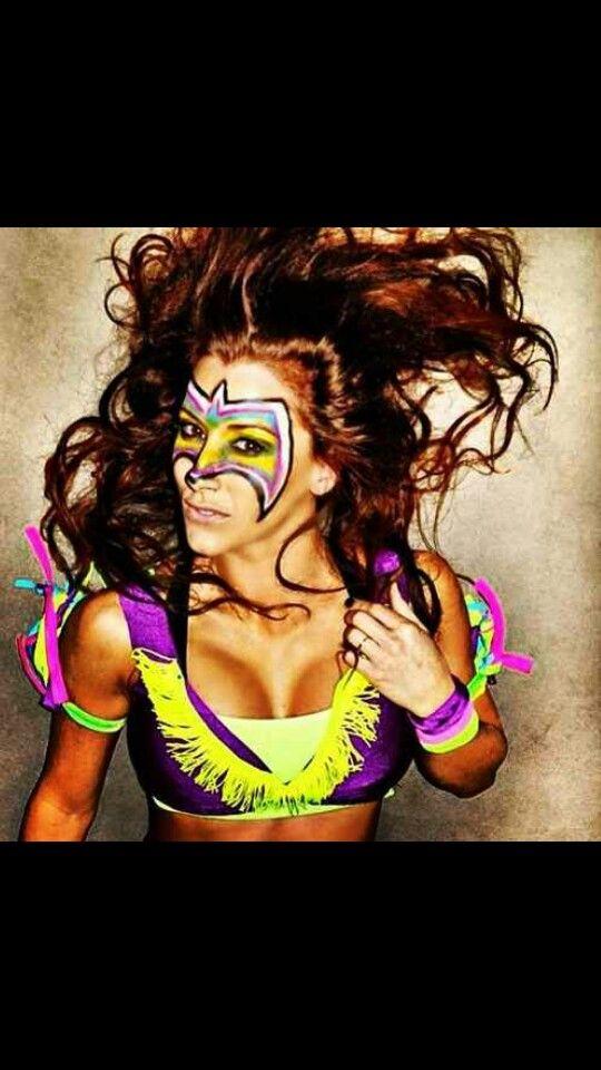 Ultimate Warrior Halloween Costume