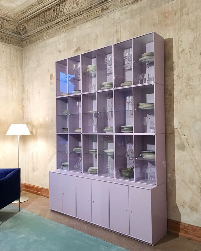 Making Room For Personality In Hamburg. #montanafurniture #danishdesign # Wohninspiration #einrichtung #