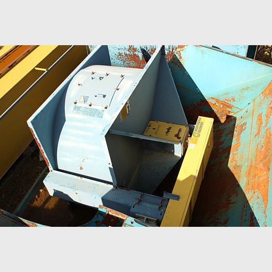 Northern centrifugal blower supplier worldwide | Used Northern 15 hp centrifugal blower for sale - Savona Equipment