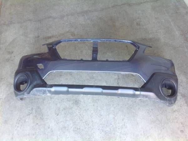 2011-2015 Subaru Outback Front Bumper Cover
