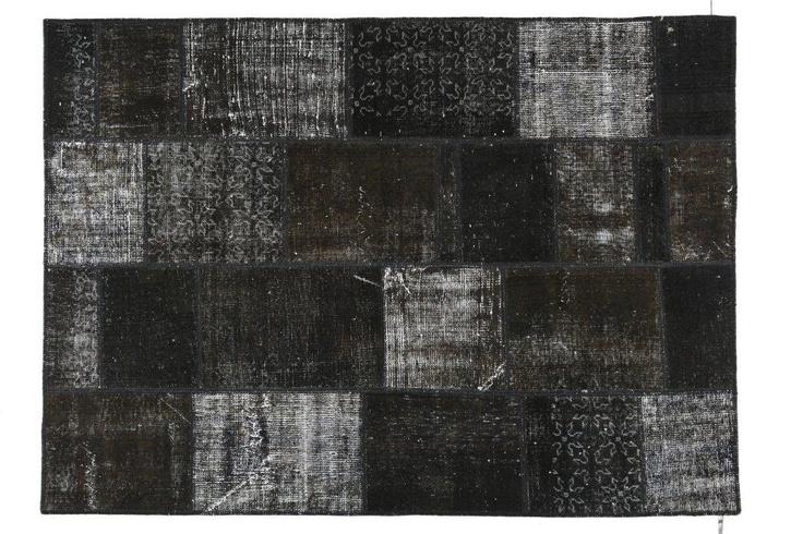 Black Patchwork