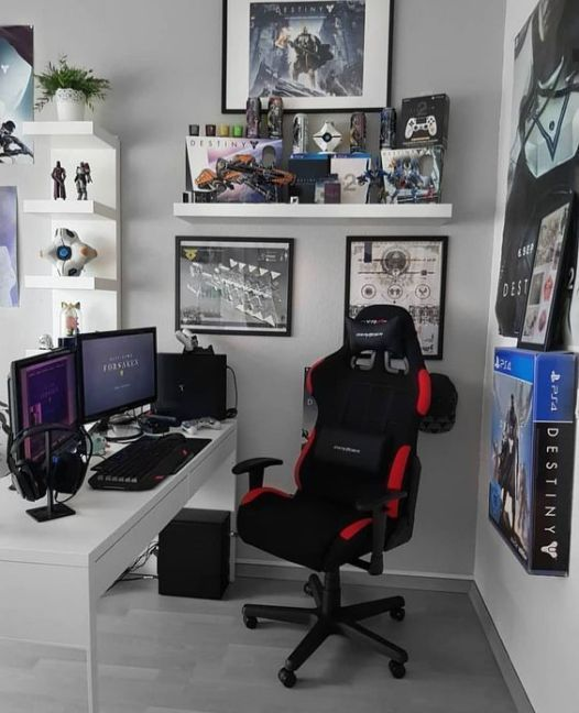 33 Fun Video Game Room Design Ideas For Gamer's Vibe