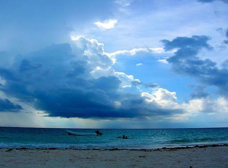 Novità in giro per il mondo. Dal Messico al Vietnam. #Messico, nuvole sempre nuove © Fotografia di Diletta Boretti