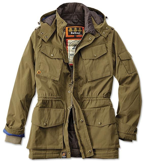 Just found this Barbour Waterproof Military Field Jacket -  Barbour%26%23174%3b - Best 20+ Military Field Jacket Ideas On Pinterest Army Jacket