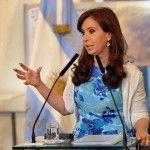 La Presidenta Cristina Fernández de Kirchner se recupera en Olivos de su fractura de tobillo