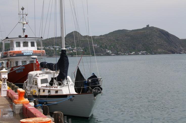 Harbour Front - St. John's NL