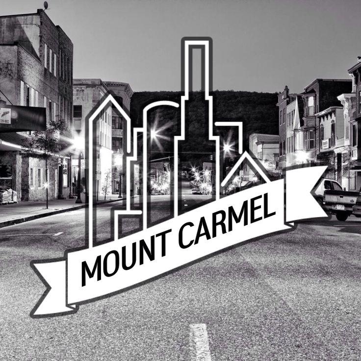 My hometown... Mount Carmel, PA‼️