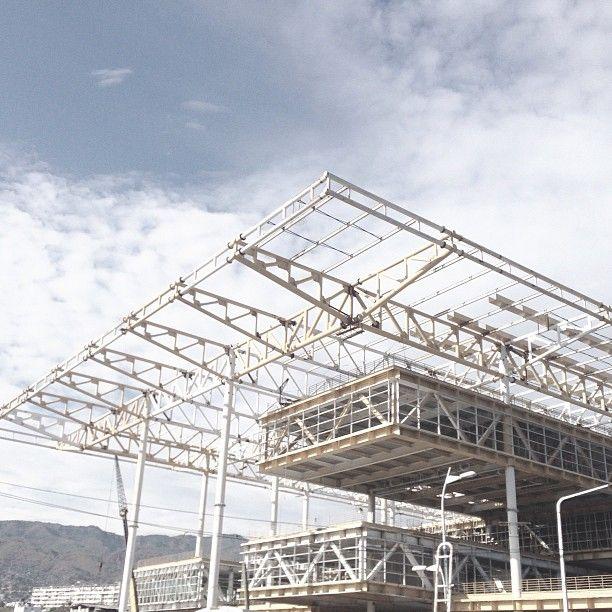 Best 25 Steel Structure Ideas On Pinterest Industrial