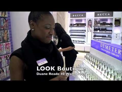 Demeter Fragrance Library at Duane Reade 40 Wall Street