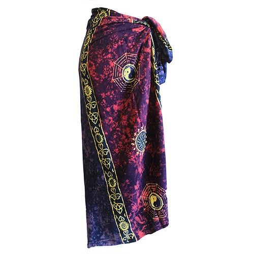 Bali Celtic Sarongs - Yin and Yang | Hip Angels #Wholesale_Sarongs #Sarongs_Sarongs #Summer_Sarongs #Best_Sarongs #Cheap_Sarongs #Hip_Angels