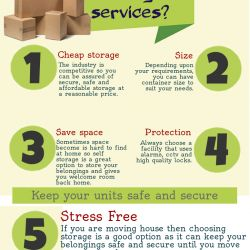 Self storage provides extra space whenever you need it, and is a major help for people looking for short and long term storage and it helps keep your