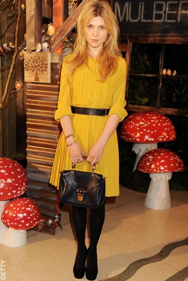 Clemence Poesy | Style Files | ELLE UK
