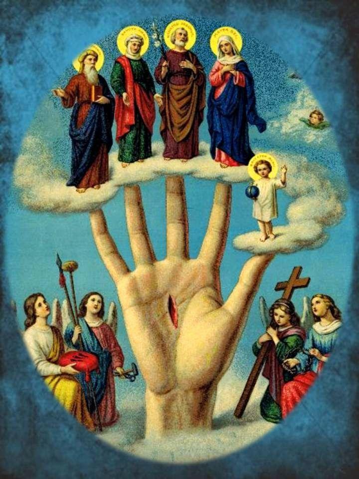 Aquí vengo con la fé   de un alma cristiana,   a buscar Tu misericordia   en  situación tan angustiosa para mí.      No me desam...