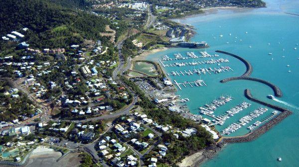 Abel Point Marina, Airlie Beach, Whitsundays