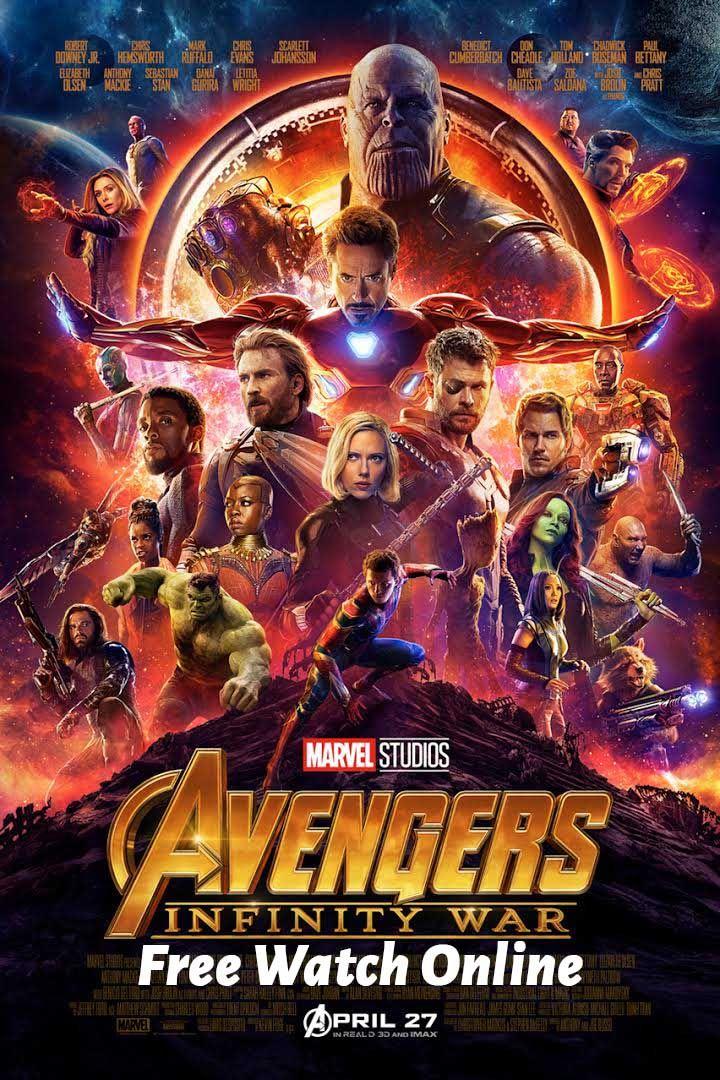 Watch Avengers Infinity War Full Movie Online Avengers Movies