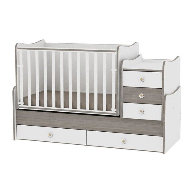 description lit bb volutif transformable lit bb combin maxi plus lorelli chambre bb - Dimension Lit Bebe