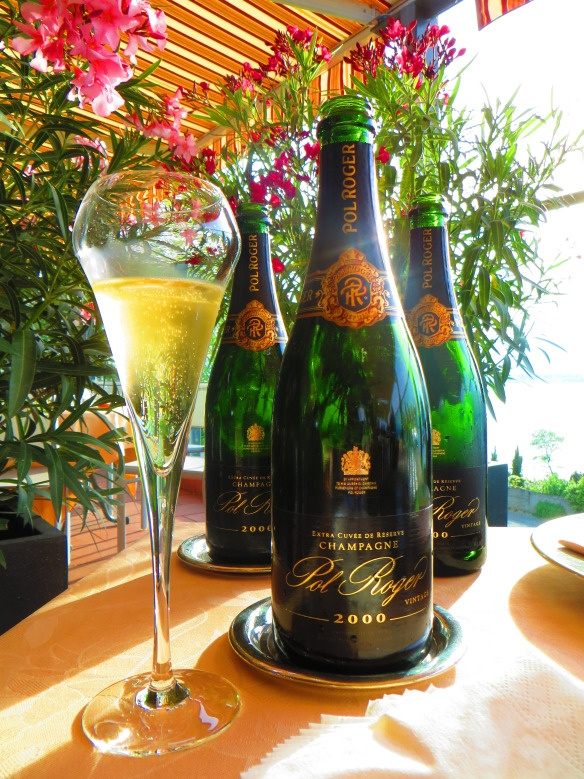 Pol Roger - one of my favorite Champagnes ever!