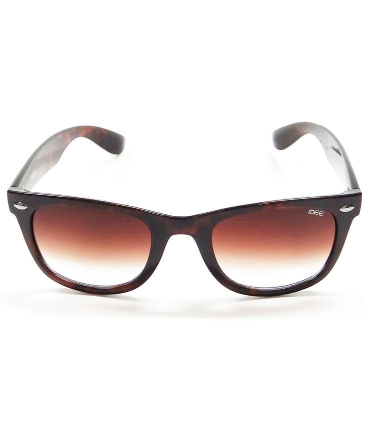 IDEE S1695-C2 Medium Wayfarer Sunglasses