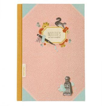 #pimpelmees #notitieboek #stationery