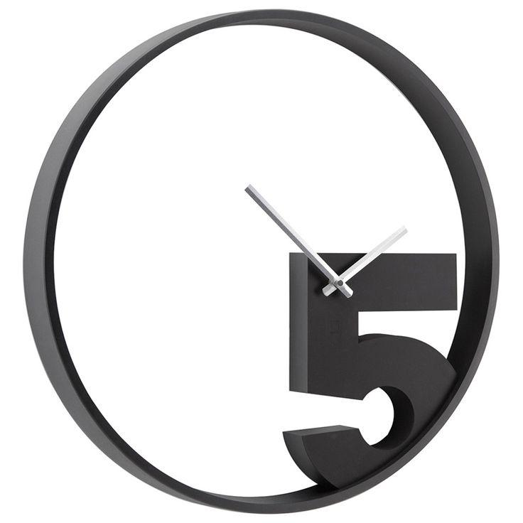Take 5 Wall Clock