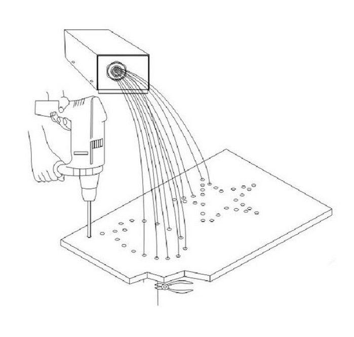 1000  ideas about fiber optic ceiling on pinterest