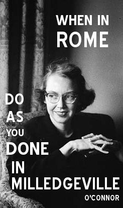 critical essays on short stories by flannery oconnor Work combining aspects of the secular and religious worlds flannery o'connor  was well aware of the critical trends of her time she knew that new critics who.