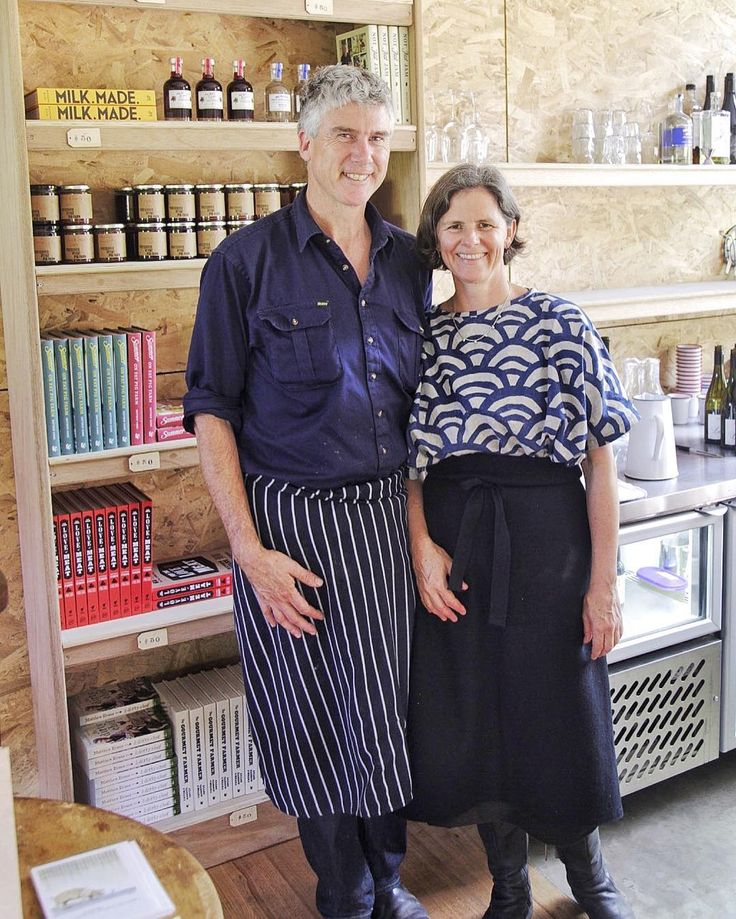 Meet Matthew & Sadie. Together they run a 70 acre family farm in the beautiful Huon Valley south of Hobart. And the lunch they served was utterly scrumptious!  #tassiestyle #foodporn #foodstagram #nomnomnom #moreplease #hobartandbeyond #fatpigfarm #southerntrove #discovertasmania #seeaustralia #fat_pig_farm