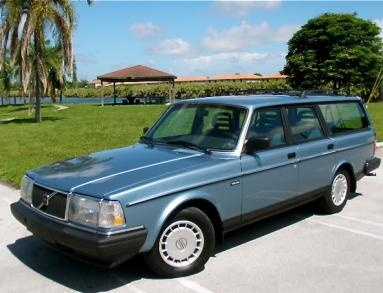 17 Best images about 240 on Pinterest | Volvo, Volvo estate and USA