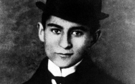 """""""Literature should be an axe that smashes through the frozen sea inside each person."""" Frans Kafka"""