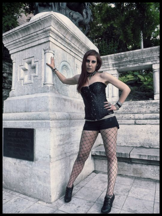 O+A Photography #O+A photography#Hungary#Budapest#go#Goth Girl#dark girl#alt mode