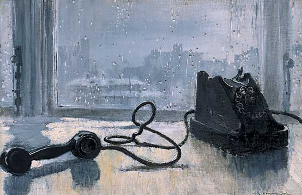Yuri Pimenov, Waiting 1959