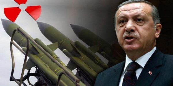 Πυρηνικός Ρ.Τ.Ερντογάν: Θα αποκτήσουμε βαλλιστικούς πυραύλους - Θέλει να γίνει Κιμ Γιονγκ Ουν της Α.Μεσογείου! | Βίντεο