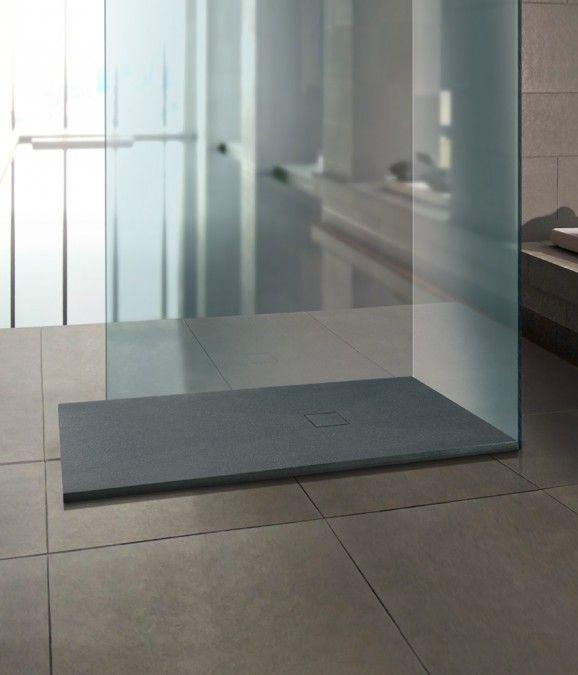 25 beste idee n over badkamer met douche op pinterest badkamer douches douche tegel - Badkamer minerale ...