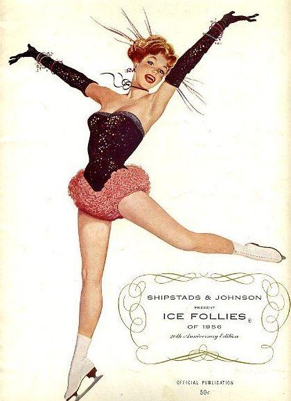Ice Follies of 1956.