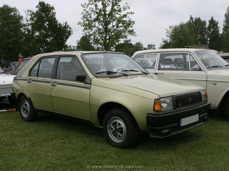 18 Best Cars Renault 14 Images On Pinterest Automobile Car